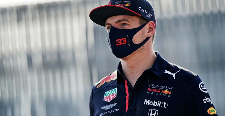 Verstappen realistic: If all goes well we are within seven-tenths of Mercedes