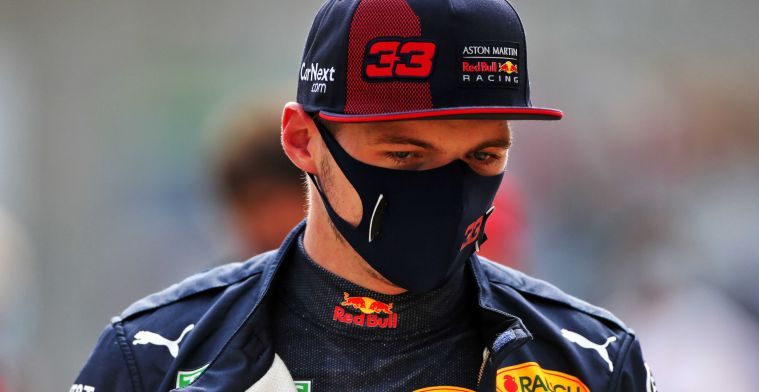 Verstappen: We are normally in no man's land