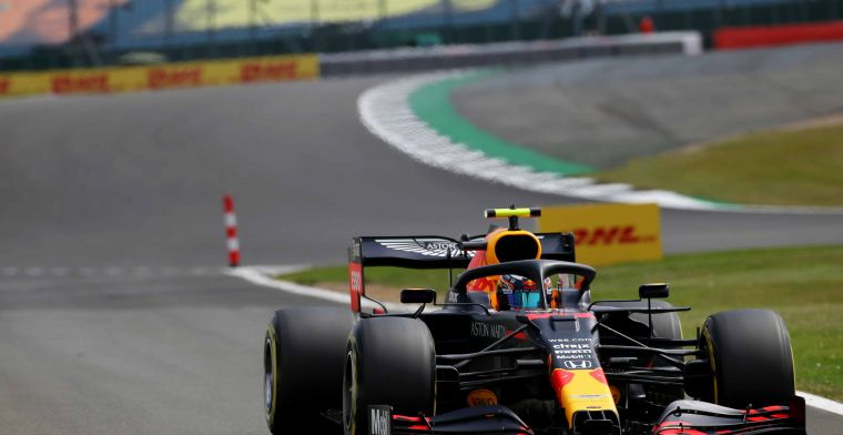 Albon keeps hope in the race: There will be more possibilities with the strategy
