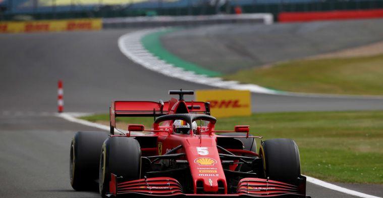 Vettel: Het voelde als een bijna foutloze ronde