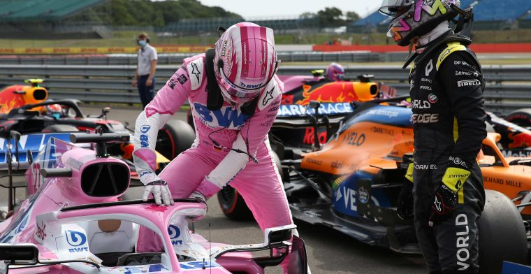 Ricciardo blij voor Hulkenberg: Ligt niet alleen maar aan de auto