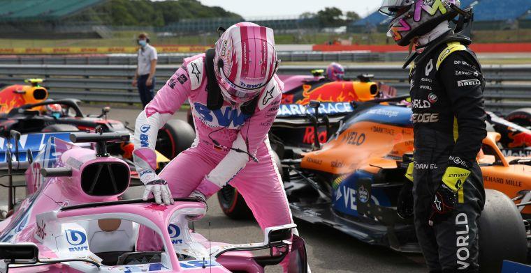 Ricciardo happy for Hulkenberg: It's not just the car