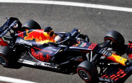 LIVE: Tweede Grand Prix op Silverstone - Verstappen loopt uit op Mercedes!