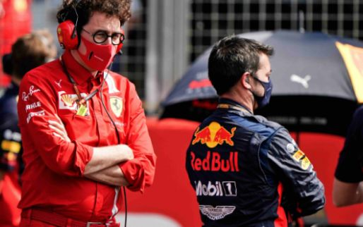 Binotto counters Vettel after criticism of strategy: