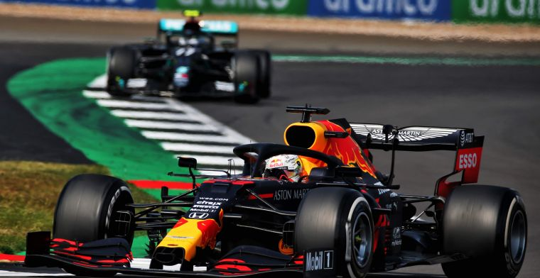 Verstappen remains realistic: ''In principle, we're still too short''