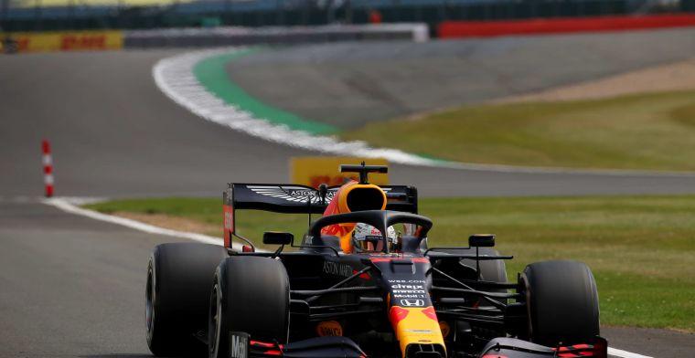Verstappen: Opvallend dat Mercedes dit weekend wel op die band kwalificeert