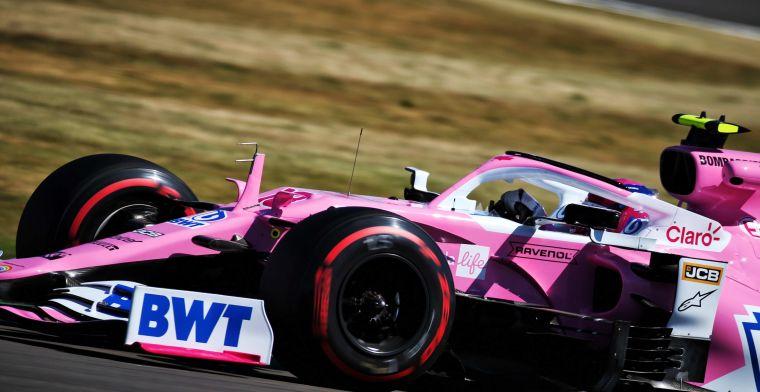 Racing Point niet eens met beslissing FIA: We hebben de remmen zelf ontworpen