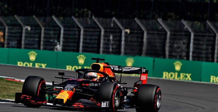 Final starting grid second GP Silverstone: Verstappen on the hunt for Mercedes