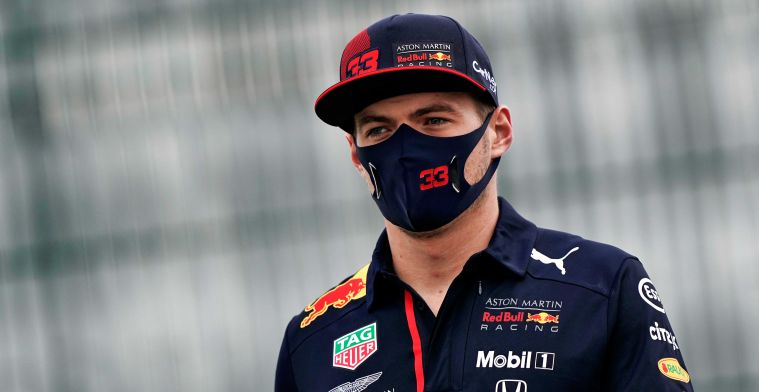 Verstappen has self-mockery: when the idiot driver shunts it into the wall