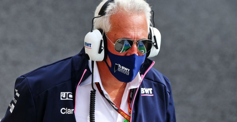 Stroll speaks out: I'm shocked by those teams
