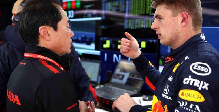 Honda na emotionele winst Verstappen: We blijven hard werken voor meer zeges