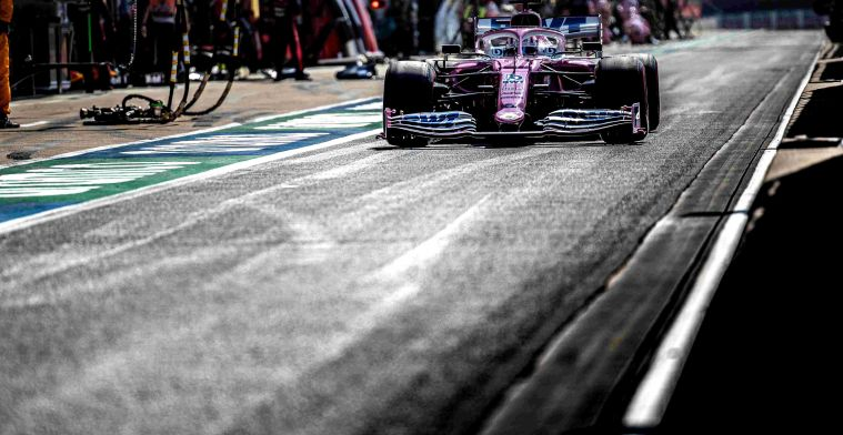 Racing Point to stewards again: Reprimanded because of brake ducts