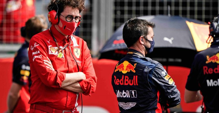 Binotto counters Vettel after criticism of strategy: Went wrong at his start