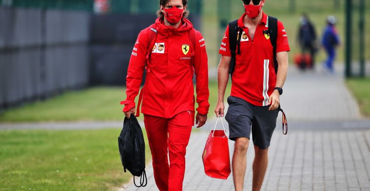 Mekies about Vettel: We've tried so many things here, but nothing works