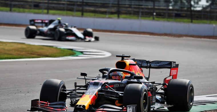 Complete results from the second Grand Prix at Silverstone: Verstappen wins again!