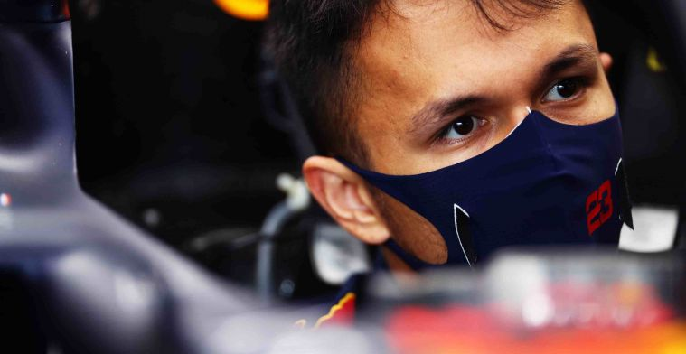 Albon thinks criticism is unfair: We just need to have a better Saturday