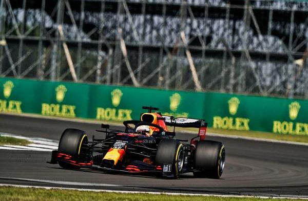 Max Verstappen beats Mercedes at the 70th Anniversary Grand Prix!