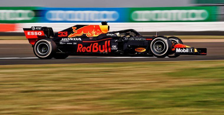 Zo won Verstappen de tweede Grand Prix op Silverstone