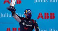 Afbeelding: Frijns mist op een tiende overwinning in Formule E, De Vries valt weg in slotronde