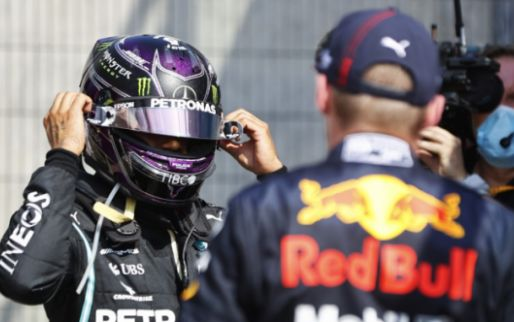 Hamilton says he doesn't accuse Red Bull and Verstappen of foul play