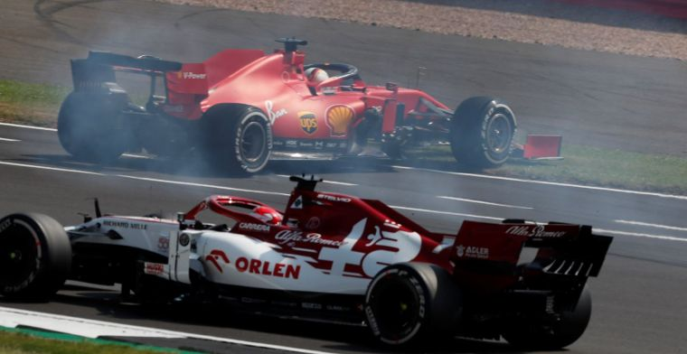 Lammers: We shouldn't expect too much more from Vettel
