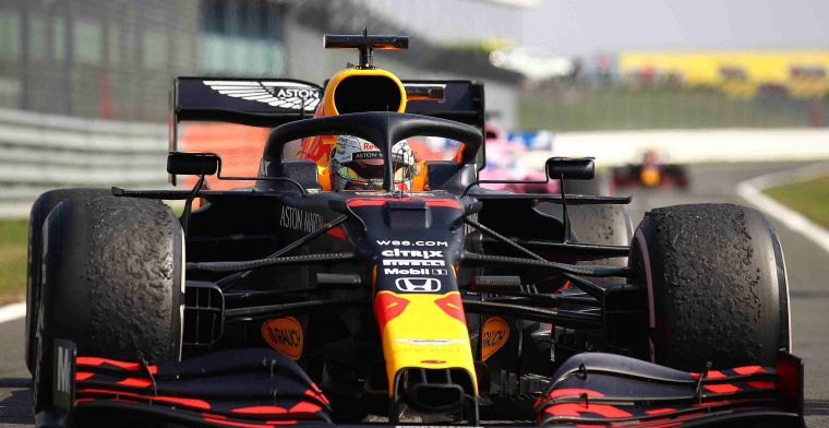 Pirelli impressed: judged to perfection by Red Bull and Max Verstappen