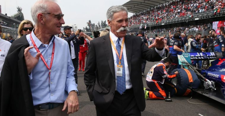 F1 revenue in second quarter extremely down