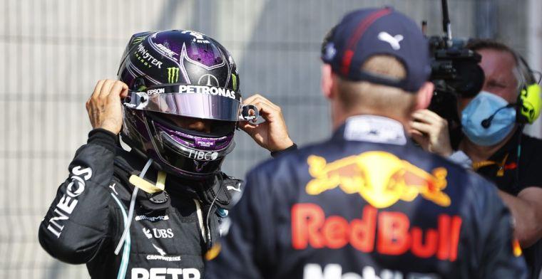 Hamilton verklaart 'beschuldiging' richting Red Bull: Is niet wat ik bedoelde
