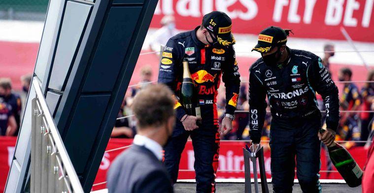International press after Verstappen's win: Was helped by mismanagement Mercedes