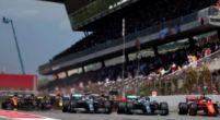 Afbeelding: Kleine verandering in tijd op vrijdag bij de Spaanse Grand Prix