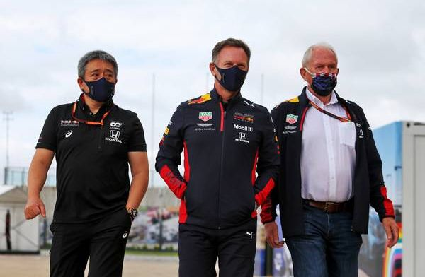 Horner: 'We had to convince Verstappen during Q2 in Silverstone'