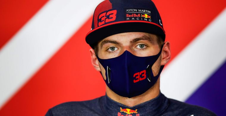 ''The maturity and forethought of Verstappen are really becoming visible now''