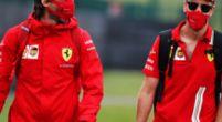 Afbeelding: Vettel erg ongelukkig bij Ferrari: ''Zo haalt hij het eind van het jaar niet''