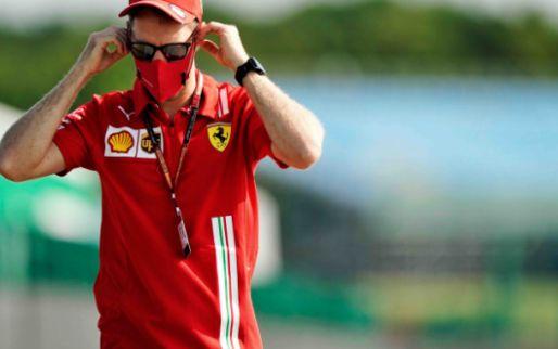 Vettel krijgt nieuw chassis in Spanje door later ontdekte 'fout'