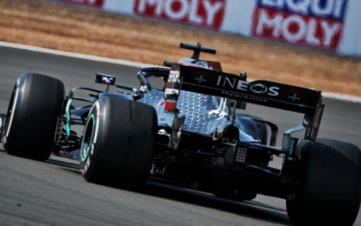 Mercedes legt zich erbij neer: 'Verstappen had op elke band de race gewonnen'