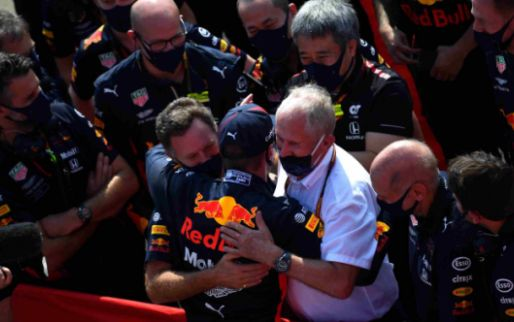 Horner about Verstappen and Hamilton: