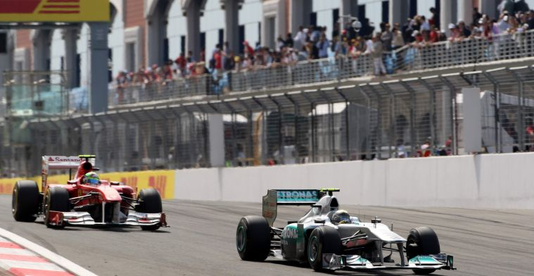 Formula 1 calendar takes shape: 'Istanbul and Jerez options for races in November'