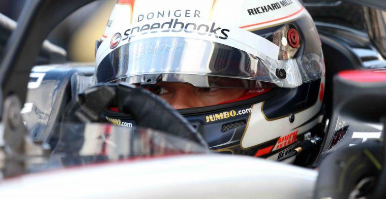 Teleurstellende kwalificatie de Vries in Formule E terwijl Frijns schittert