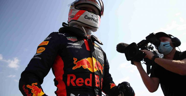 Verstappen: I'm not sure how they will hold out in the heat