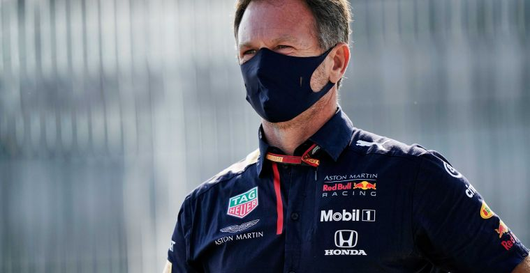 Horner: The gap with Mercedes is bigger than we'd like