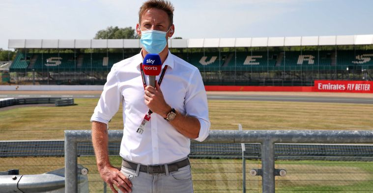Button misses the 'old' Vettel. He didn't put a foot wrong then