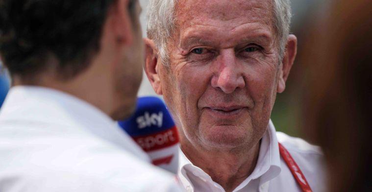 Marko twijfelt over straf Racing Point: Denk niet dat dit erg goed doordacht is