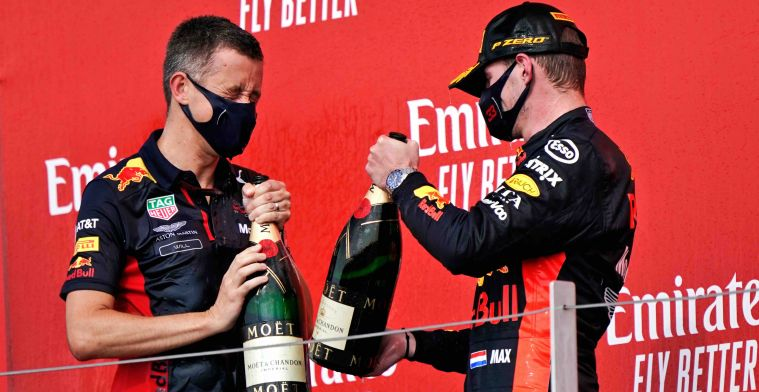 Verstappen knows where Red Bull is: I'm not gonna tell fairy tales.