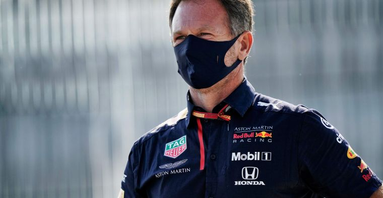 Horner sees happy faces: ''Then you realize again what you're doing it all for''