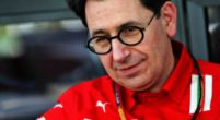 "Image: Binotto sees Ferrari development positively: ""I think we can improve"""