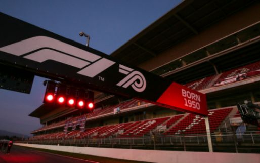Image: The Thursday in Spain: Quali mode forbidden, Perez returns