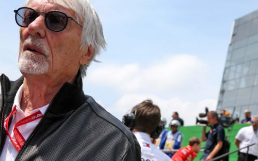 Ecclestone gets out to Stroll: