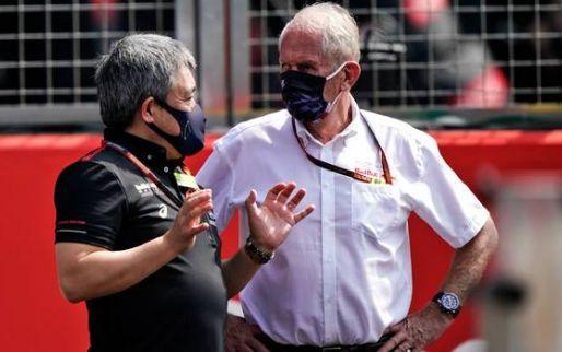 """Afbeelding: Marko ziet gouden kansen voor Verstappen: """"Strijden om pole in België"""""""