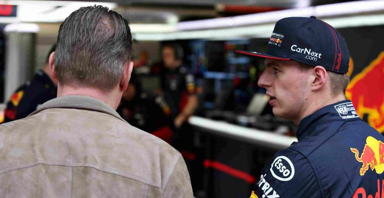 Verstappen: I may be aggressive, but that's controlled aggressiveness