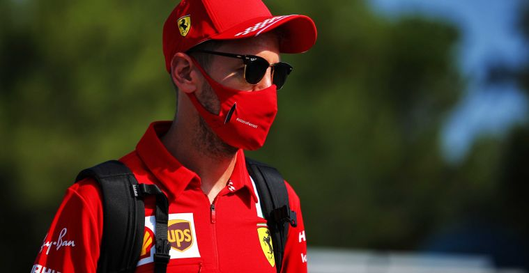Turrini: There's nothing more at stake, but Vettel deserves a better departure
